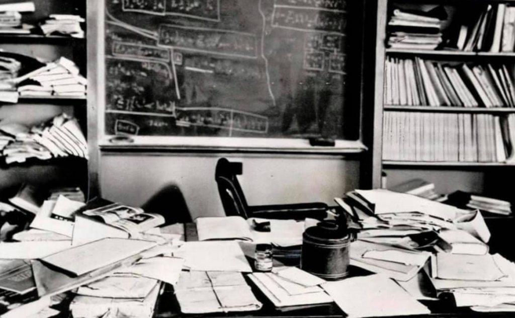 Jim Perkins Law Firm - Einsteins Desk